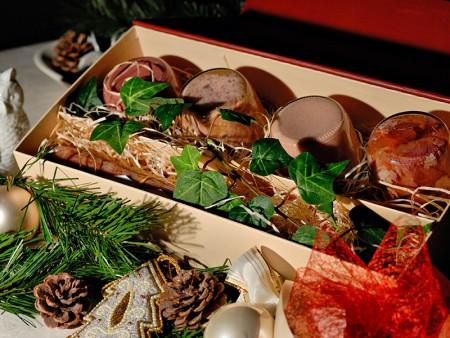 Weihnachts-Geschenk-Paket 1