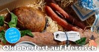 """""""Oktoberfest auf Hessisch"""" – Ahle Wurst und mehr – Versandkostenfrei!"""